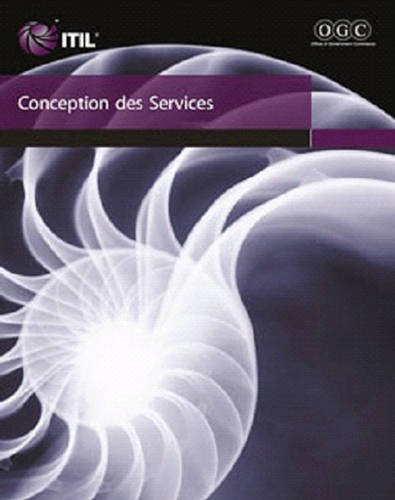 9780113311620: Service Design - French (Conception des Services) (French Edition)