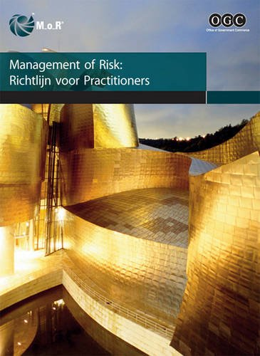 9780113311668: Management of risk: richtlijn voor practitioners