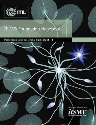 9780113311712: ITIL V3 foundation handbook