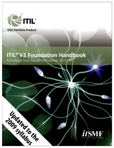 ITIL V3 Foundation Handbook - Pocketbook from
