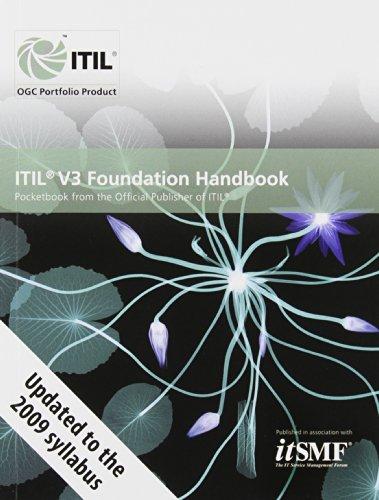 9780113311989: Itil V3 Foundation Handbook (Pocketbook): Pack of 10
