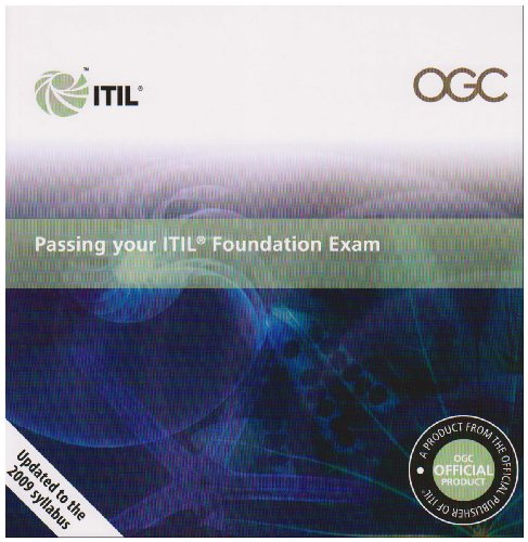 9780113312061: Passing Your ITIL Foundation Exam - The ITIL Foundation Study Aid Book