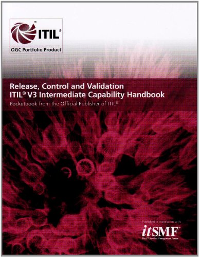 9780113312108: Release, Control and Validation ITIL V3 Intermediate Capability Handbook