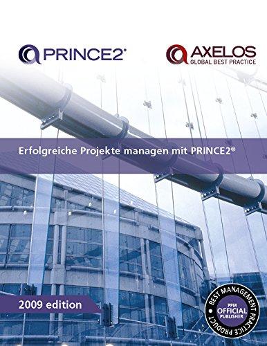9780113312146: Erfolgreiche Projekte managen mit PRINCE2