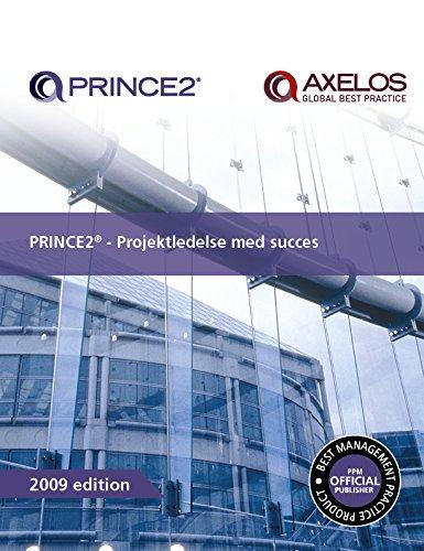 9780113312238: PRINCE2 - Projektledelse Med Succes (Danish Edition)