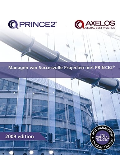 9780113312252: Managen van succesvolle projecten met PRINCE2
