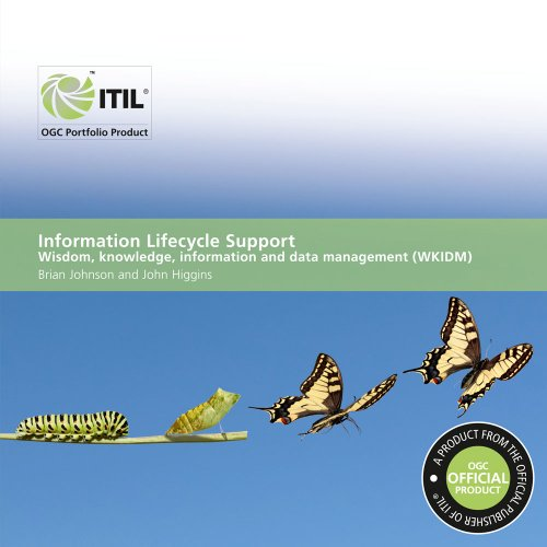9780113312627: Information lifecycle support: wisdom, knowledge, information and data management (WKIDM)