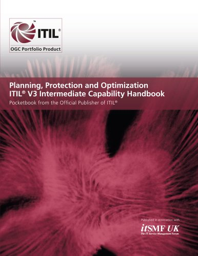 9780113312726: Planning, protection and optimization ITIL  V3 intermediate capability handbook
