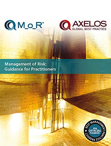 9780113312740: Management of risk: guidance for practitioners (Office of Government Commerce)