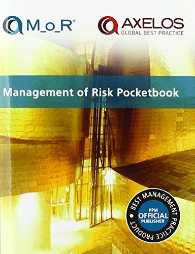 9780113312979: Management of risk pocketbook [single copy]