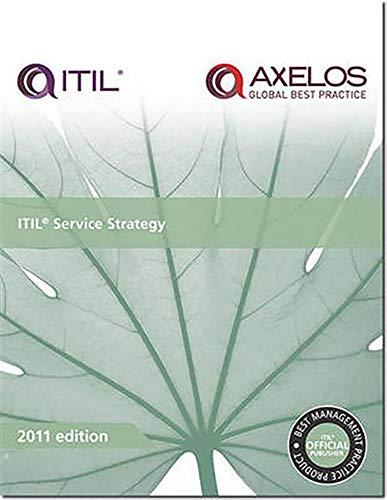9780113313044: ITIL Service Strategy
