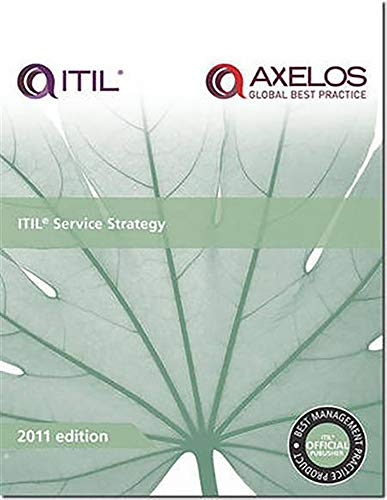9780113313044: ITIL Service Strategy 2011 Edition