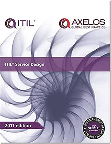 9780113313051: ITIL Service Design 2011 Edition