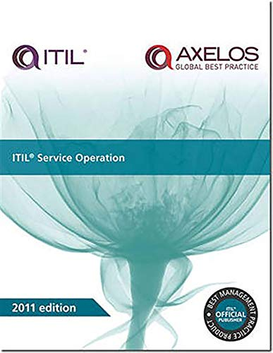 9780113313075: ITIL Service Operation 2011