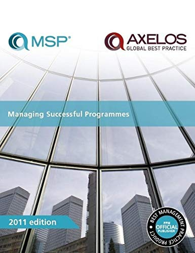 9780113313273: Managing successful programmes