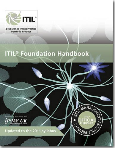 9780113313501: ITIL foundation handbook [pack of 10]