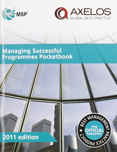 9780113313532: Managing Successful Programmes Pocketbook