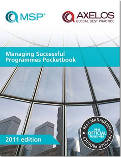 9780113313549: Managing Successful Programmes Pocketbook: 2011 Edition (Pack of 10)