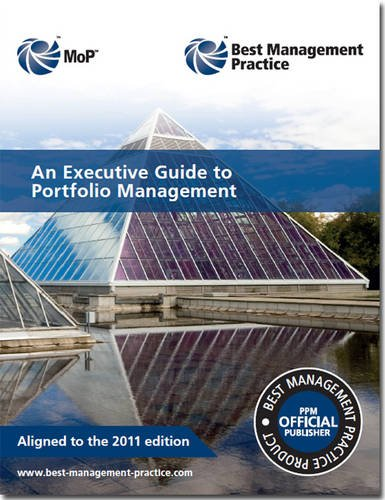 9780113313594: An Executive Guide to Portfolio Management