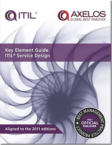 9780113313662: Key Element Guide Itil Service Design (Pack of 10)