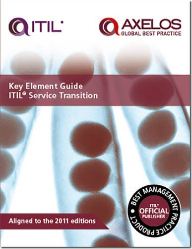 9780113313679: Key Element Guide Itil Service Transitio (Pack of 10)