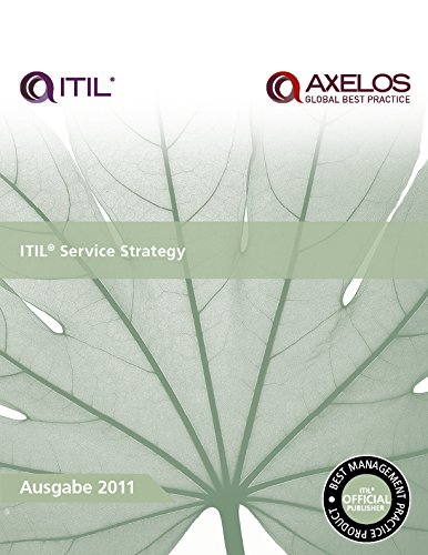 9780113313853: ITIL Service Strategy - German Translation: Office of Government Commerce