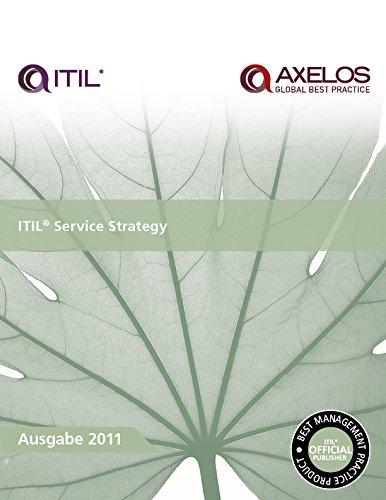 9780113313853: ITIL Service Strategy: [German Translation]