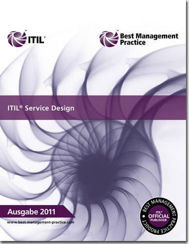 9780113313884: ITIL Service Design - German Translation: Office of Government Commerce