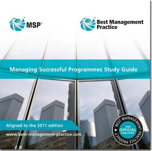 9780113313952: Managing Successful Programmes (Msp) Study Guide