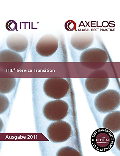 9780113314010: ITIL service transition: [German translation]