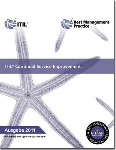 9780113314058: ITIL Continual Service Improvement - German Translation: Office of Government Commerce