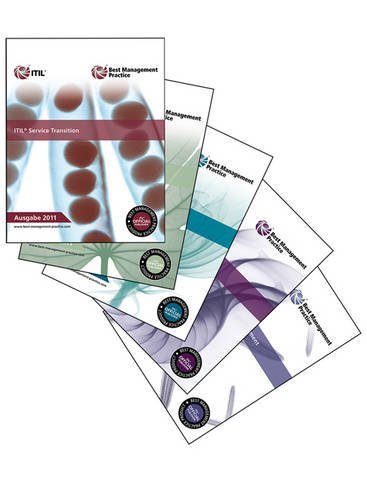 9780113314072: ITIL service lifecycle publication suite: [German translation] (5 Vol Set)