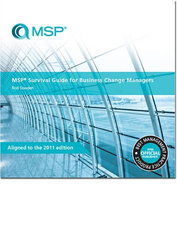 9780113314461: MSP survival guide for business change managers