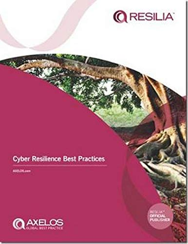 9780113314638: Cyber Resilience Best Practices