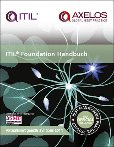 ITIL Foundation Handbook (Paperback): Claire Agutter, ITSMF Foundation