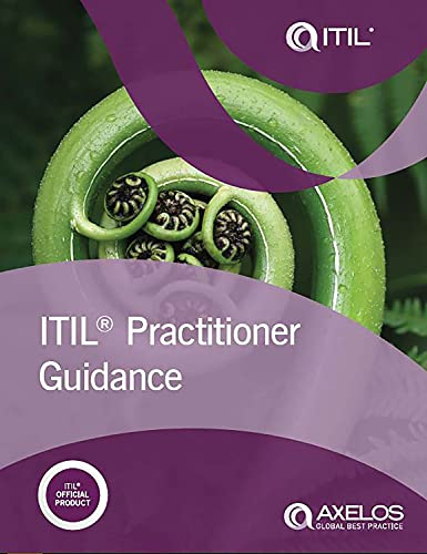 ITIL Practitioner Guidance (Paperback): AXELOS