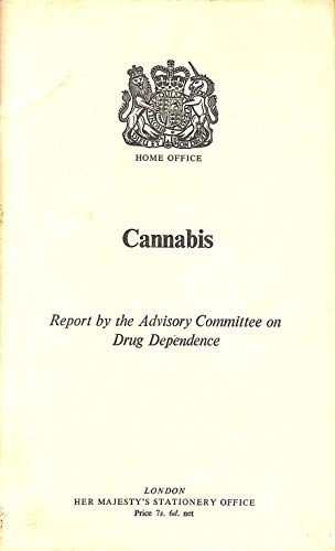 9780113400805: Cannabis: Report by the Advisory Committee on Drug Dependence