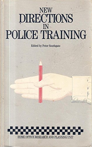 9780113408894: New Directions in Police Training