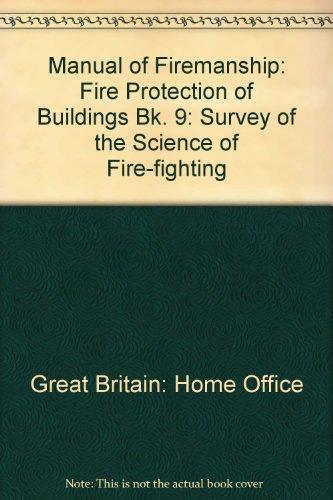 manual of firemanship book 6