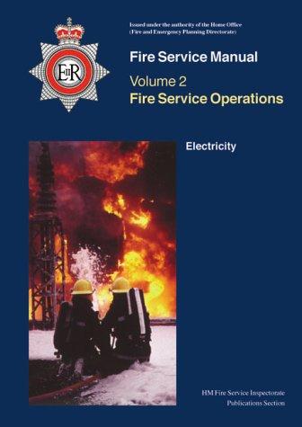 9780113411122: Fire Service Manual: Vol. 2: Fire Service Operations (Fire Service Training Manual)