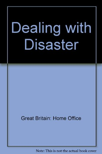 9780113411290: Dealing with Disaster