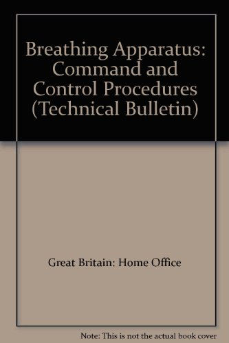 9780113411627: Breathing Apparatus: Command and Control Procedures (Technical Bulletin S.)