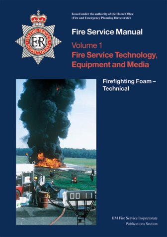 9780113411887: Fire Service Manual: Vol. 1: Fire Service Technology, Equipment and Media