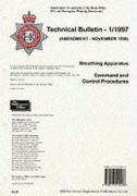 9780113412228: Breathing Apparatus 1998 Amendment: Home Office Technical Bulletin