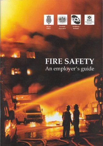 9780113412297: Fire Safety: An Employer's Guide (HSE books)