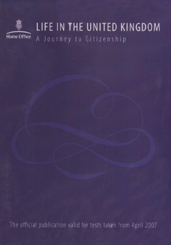9780113413188: Life in the United Kingdom: a journey to citizenship (audio CD)