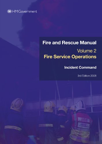9780113413218: Fire Service Operations: Incident Command. (v. 2)
