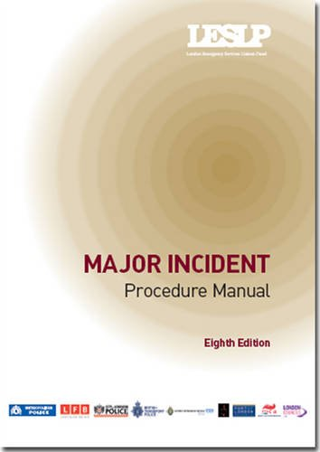 9780113413386: Major Incident LESLP Manual