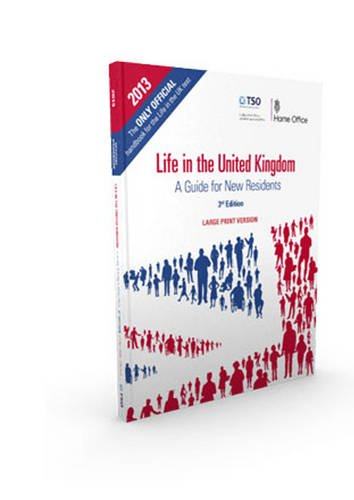 9780113413591: Life in the United Kingdom: a guide for new residents [large print version]