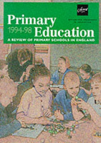 9780113501069: Primary Education 1994-98: A Review of Primary Schools in England (Hmso)